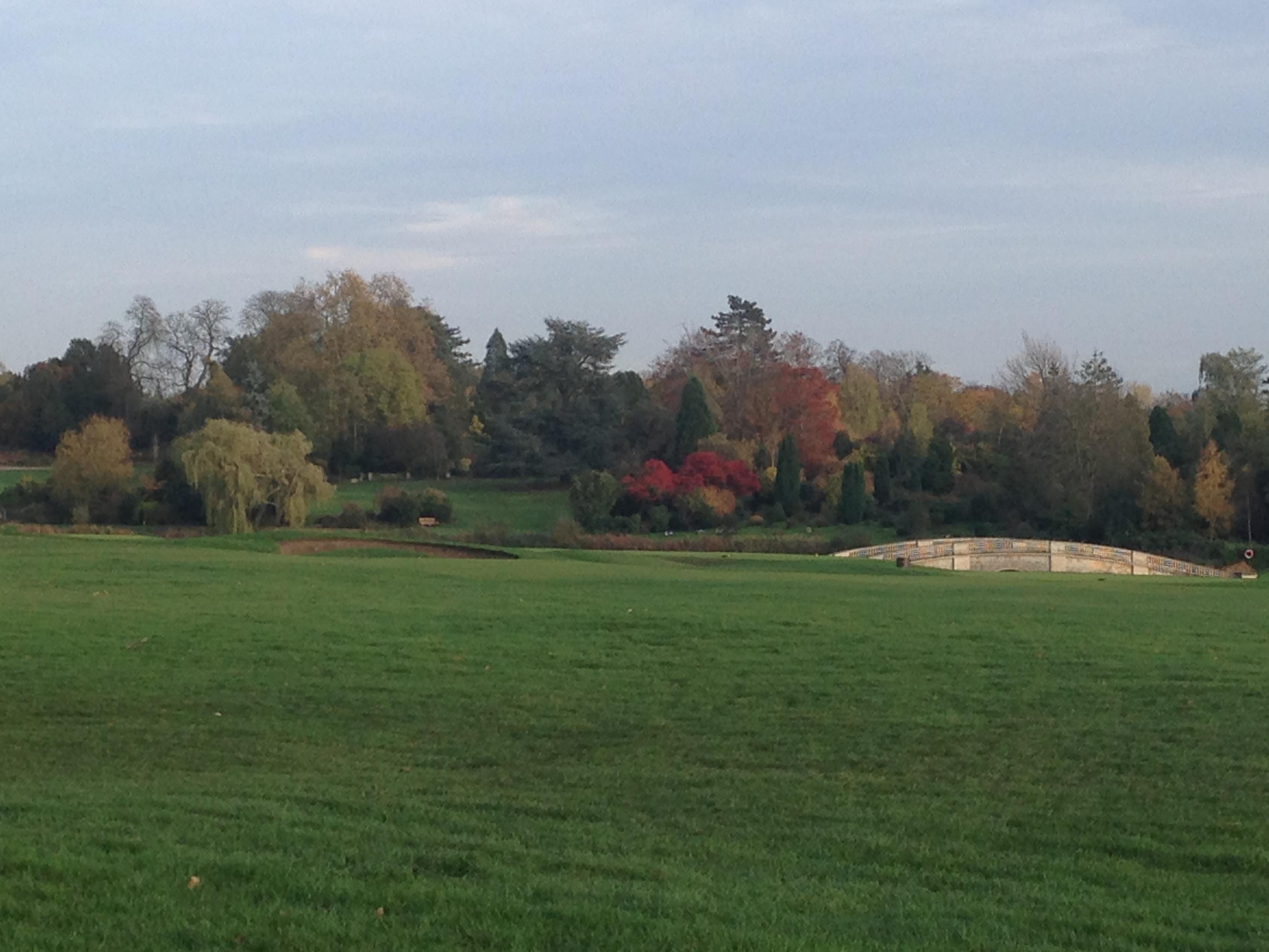 English Pastoral Landscape